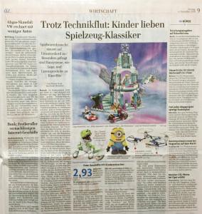 Ostsee Zeitung Wupatki (2)