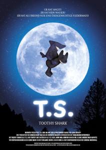 Der Trailer zum Film T.S. Der Hai mit der leuchtenden Flosse ist online !